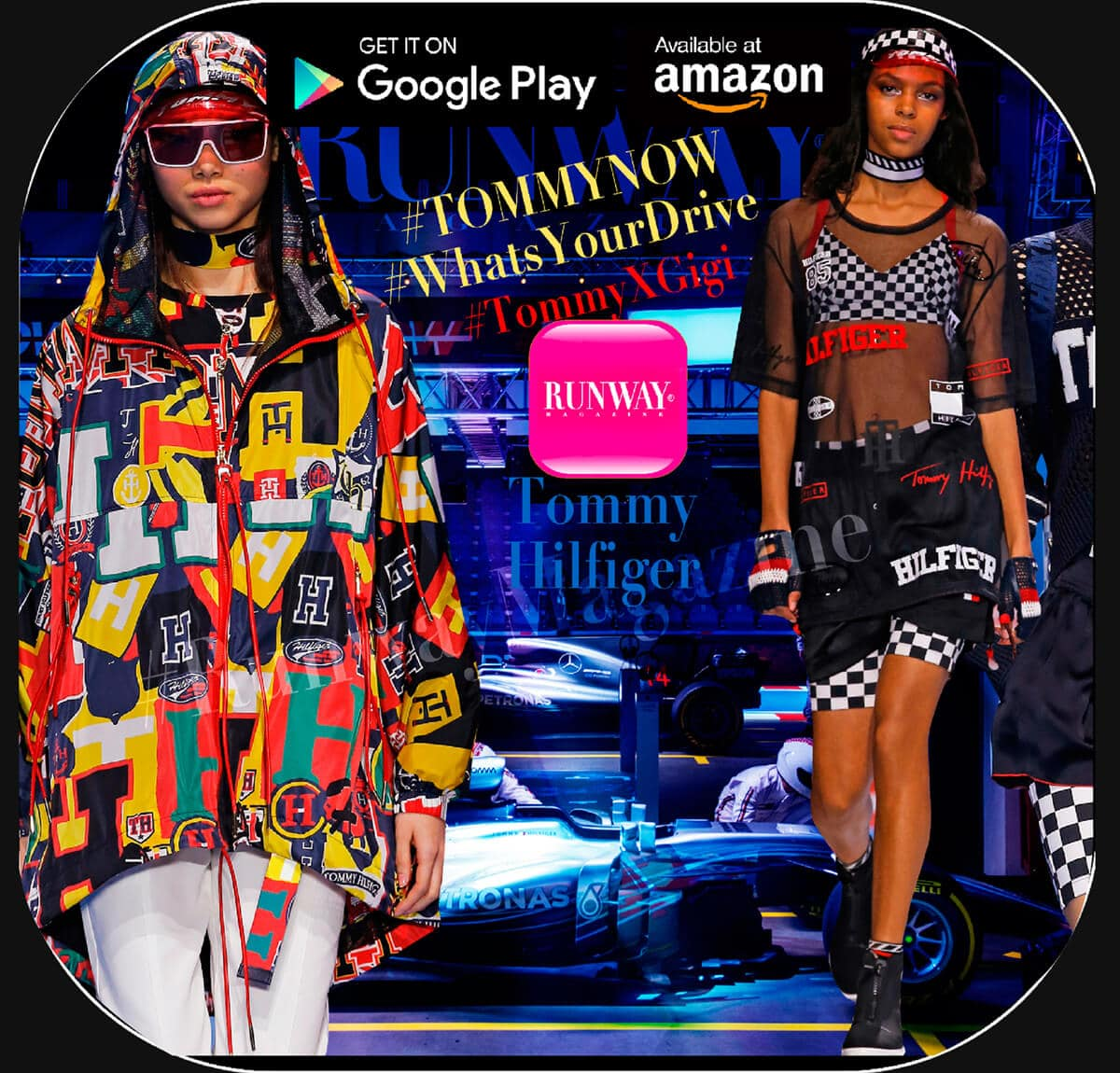 Runway Magazine application on google play