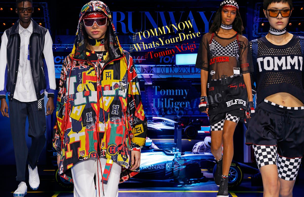 "TOMMYNOW ""Drive"" par Runway Magazine"