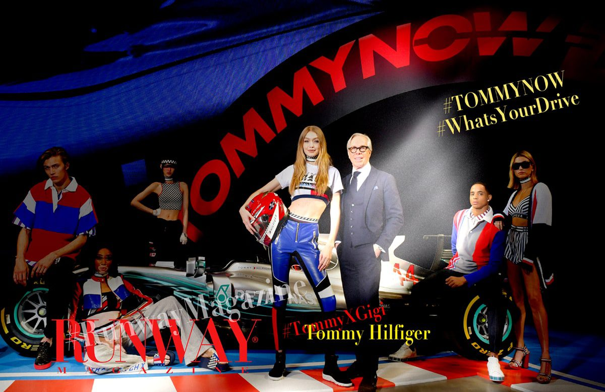 "TOMMYNOW ""Drive"" by Runway Magazine"