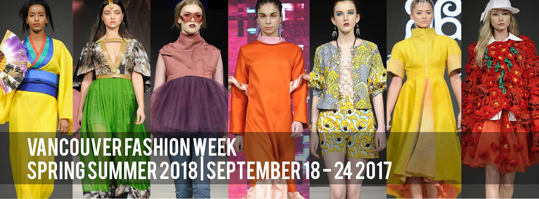 VANCOUVER Fashion Week di Runway Rivista
