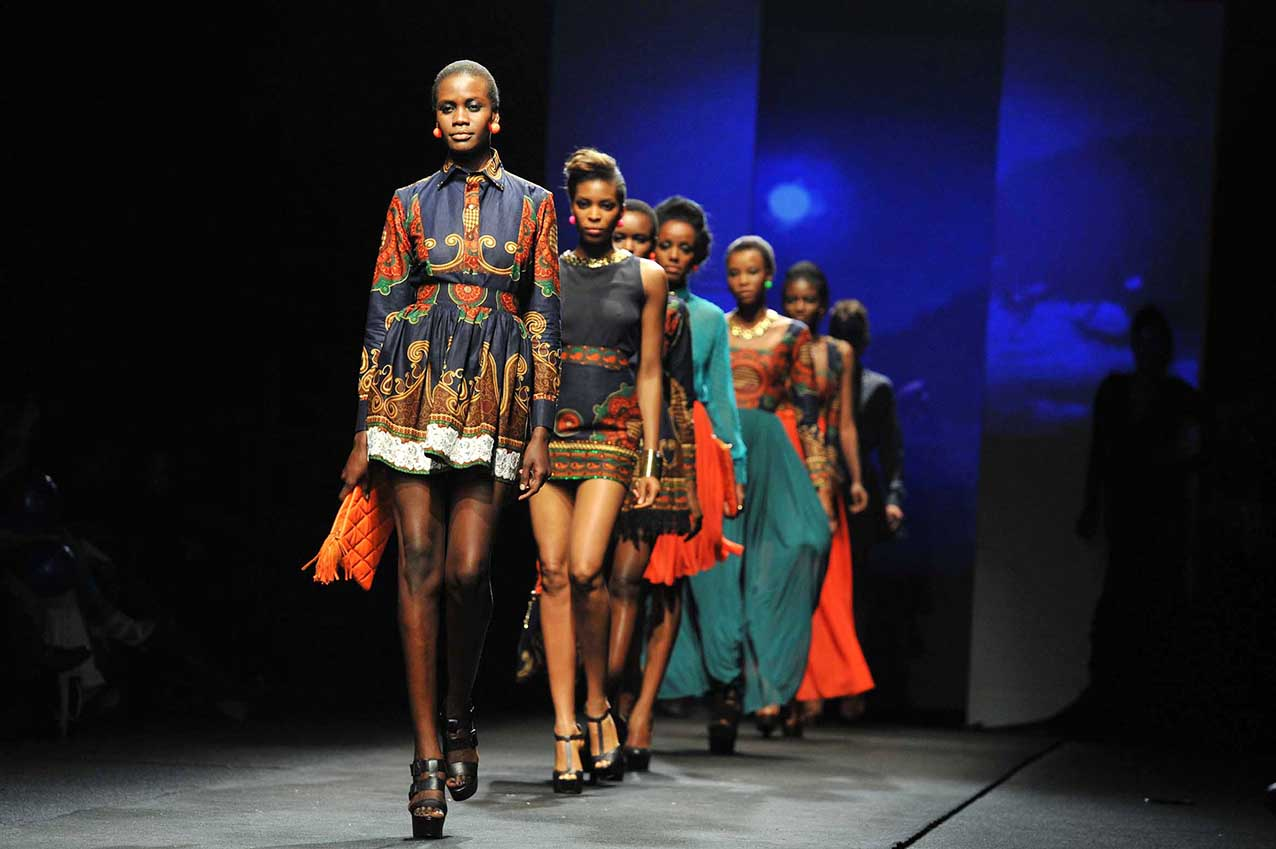 african-fashion-week History of the Fashion Week
