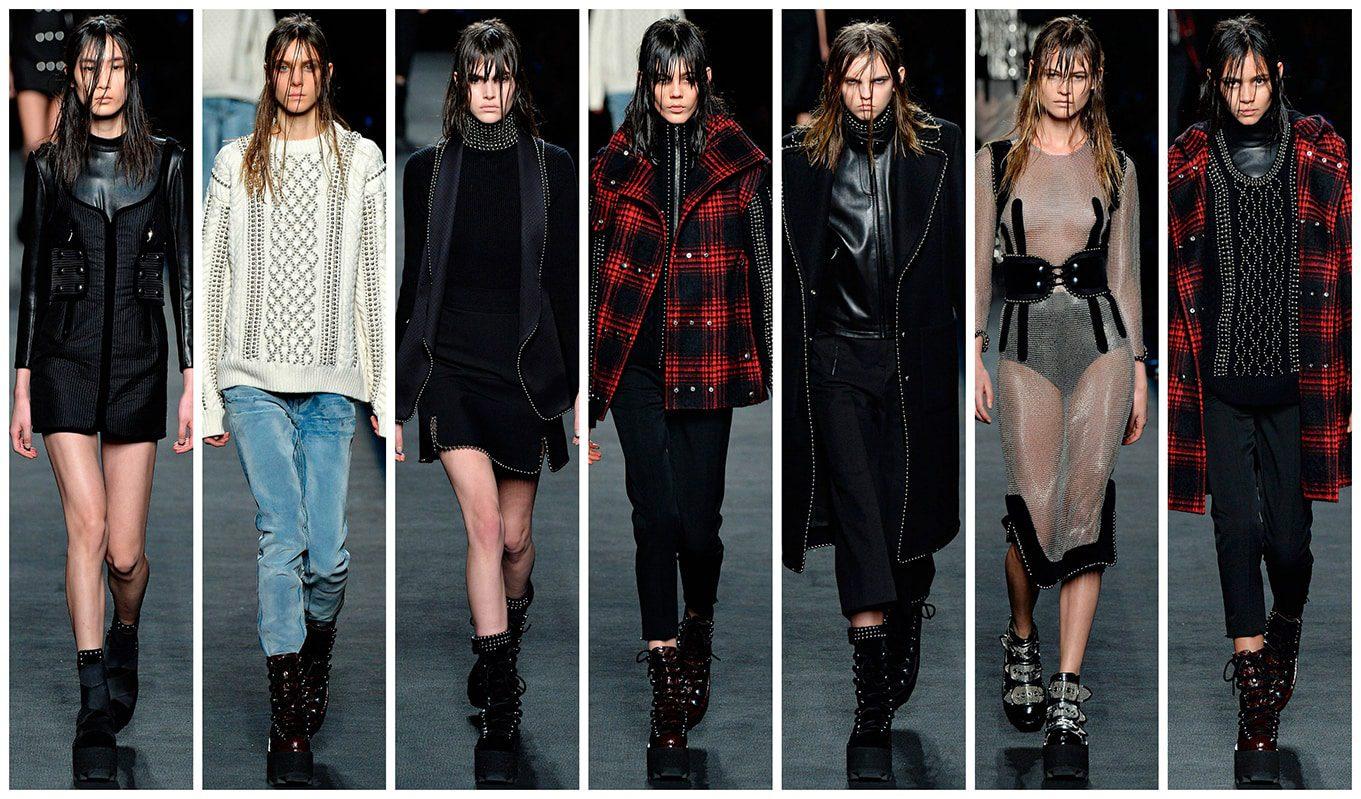 alexander-wang-fashion-designer-FW15-runway-eleonora-de-gray-runway-magazine The three WANGs