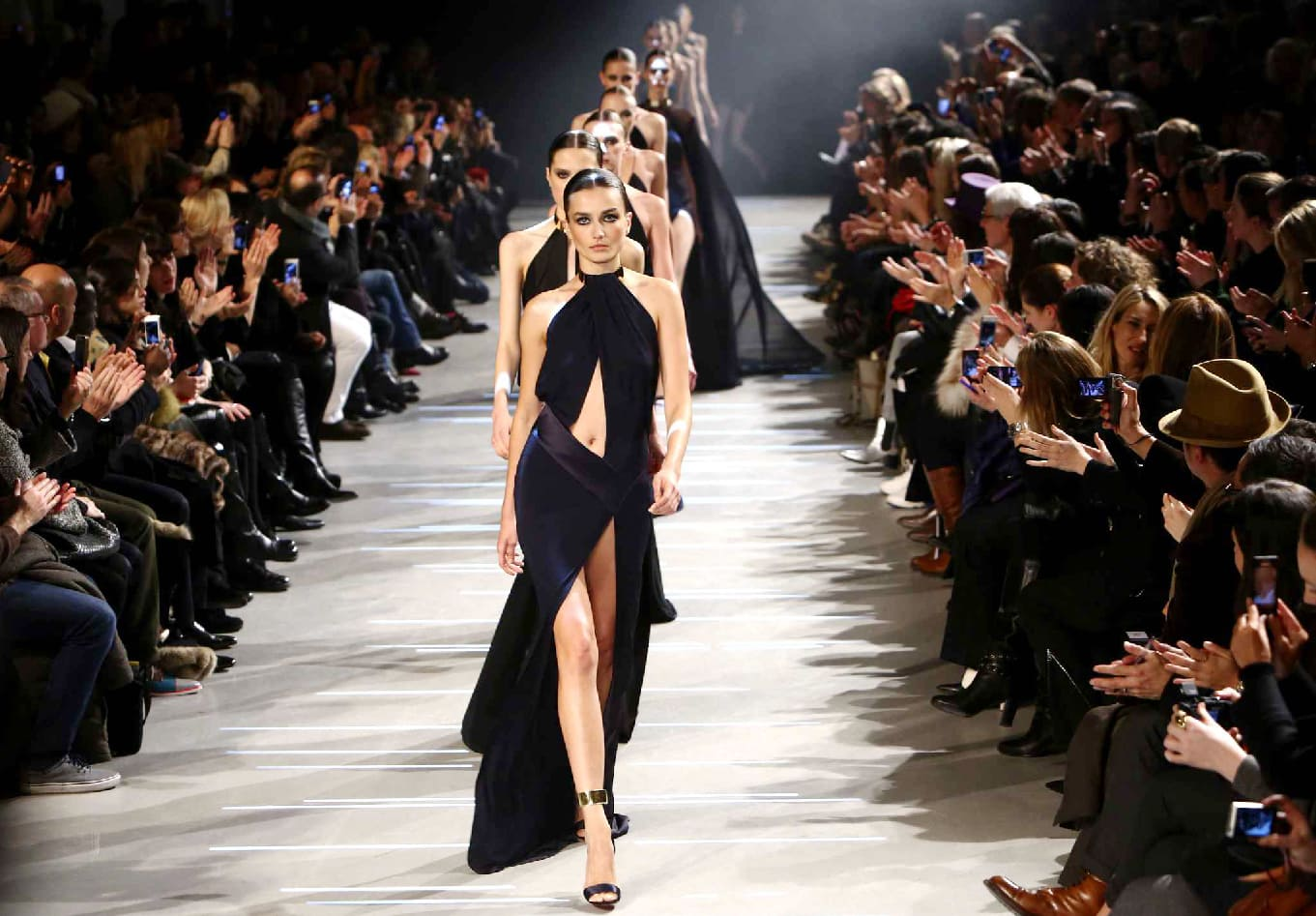 Grand Couturier. alexandre-vauthier-haute-couture-spring-summer-Runway-Magazine