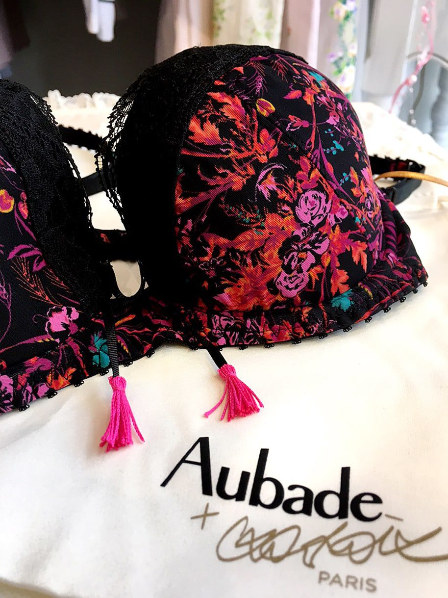 aubade-christian-lacroix-runway-magazine AUBADE by Mr CHRISTIAN LACROIX