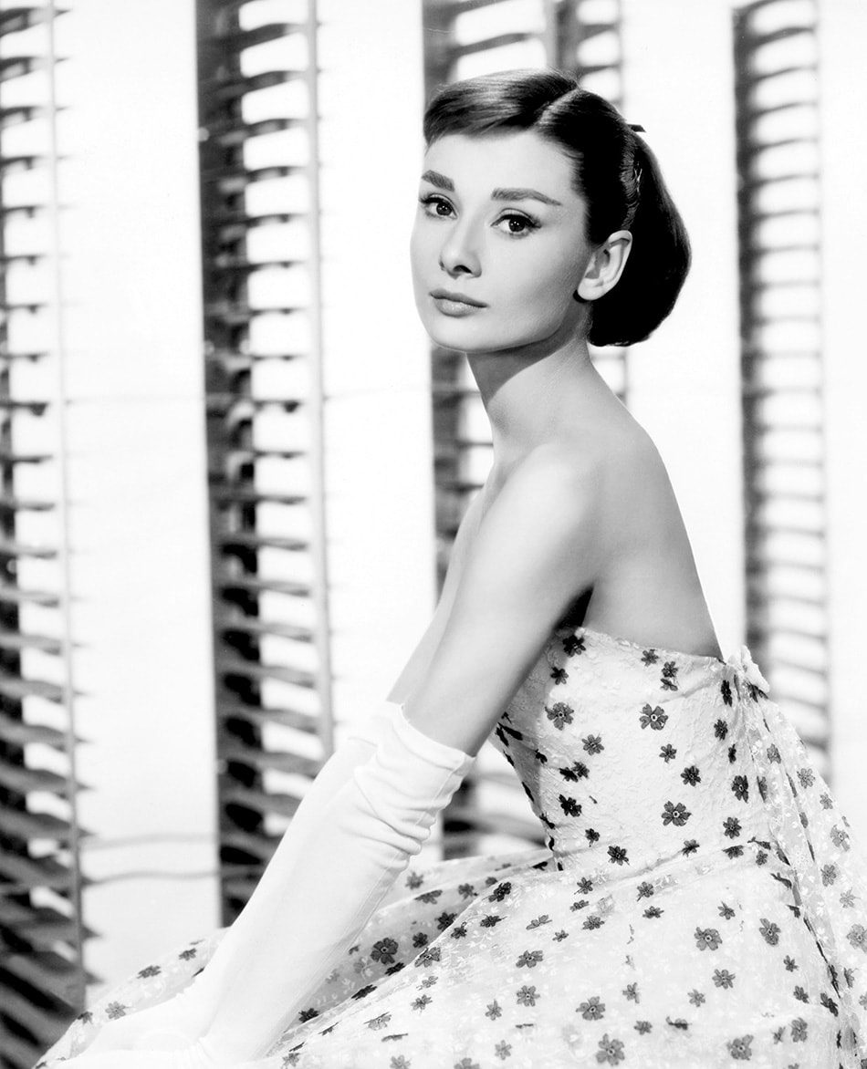 Fashion Icon Audrey Hepburn by Runway Magazine