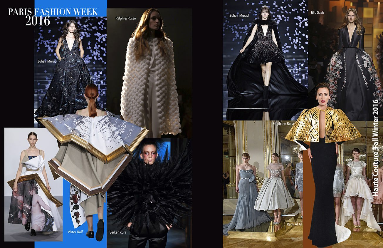 Best of Paris and New York in RUNWAY MAGAZINE ® Issue 2016