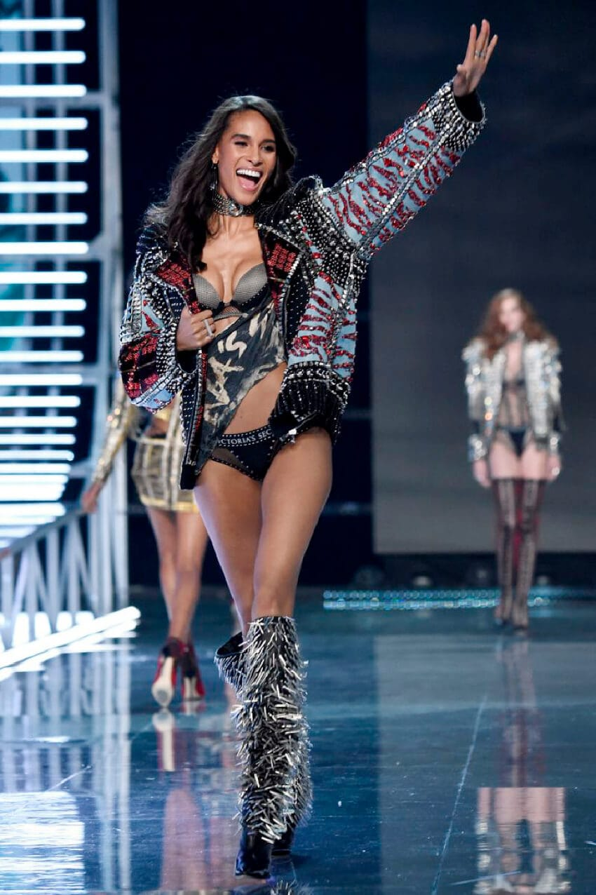 cindy-bruna-at-2017-victoria-s-secret-fashion-show-in-shanghai-Runway-Magazine Cindy Bruna - French Top Model. by Runway Magazine