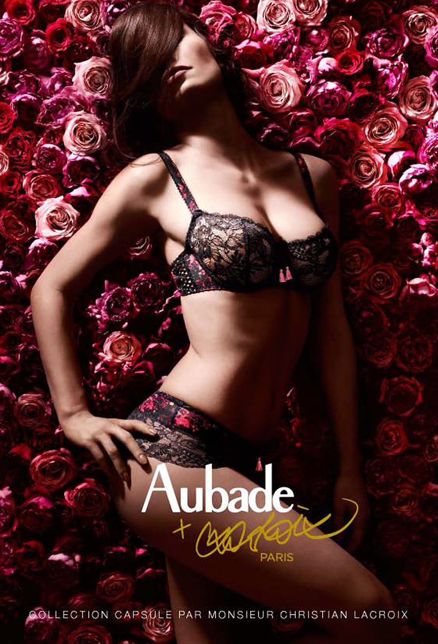 collaboration-aubade-christian-lacroix AUBADE by Mr CHRISTIAN LACROIX