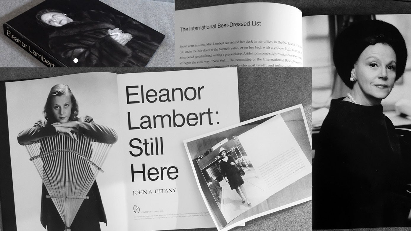 eleanor-lambert-fashion-publicist-fashion-week-runway-magazine History of the Fashion Week