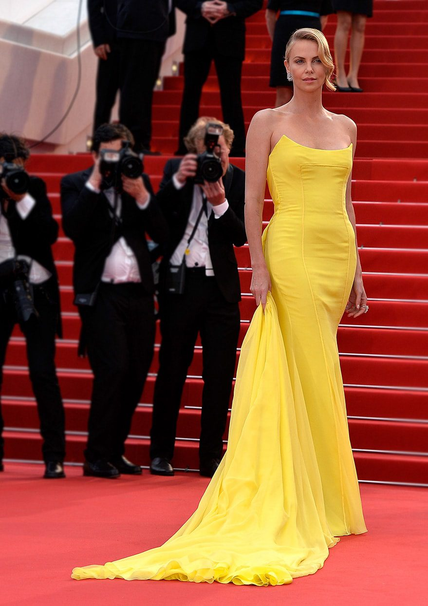 Charlize Thero by Runway Magazine Cannes Fashion Film Festival 2017