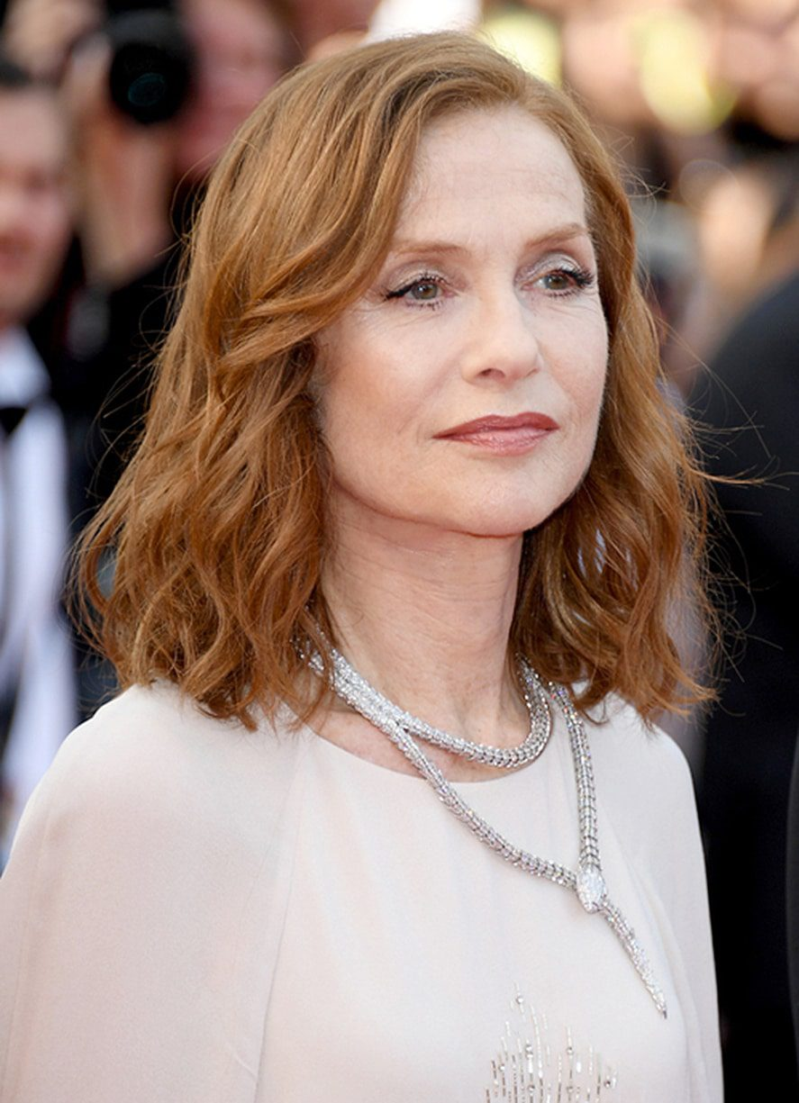 Isabelle Huppert Bulgari by Runway Magazine