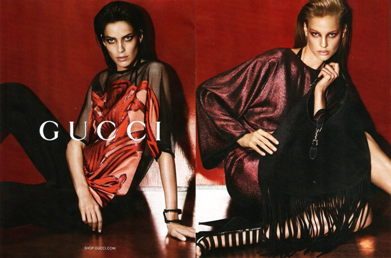 Gucci by Runway Magazine