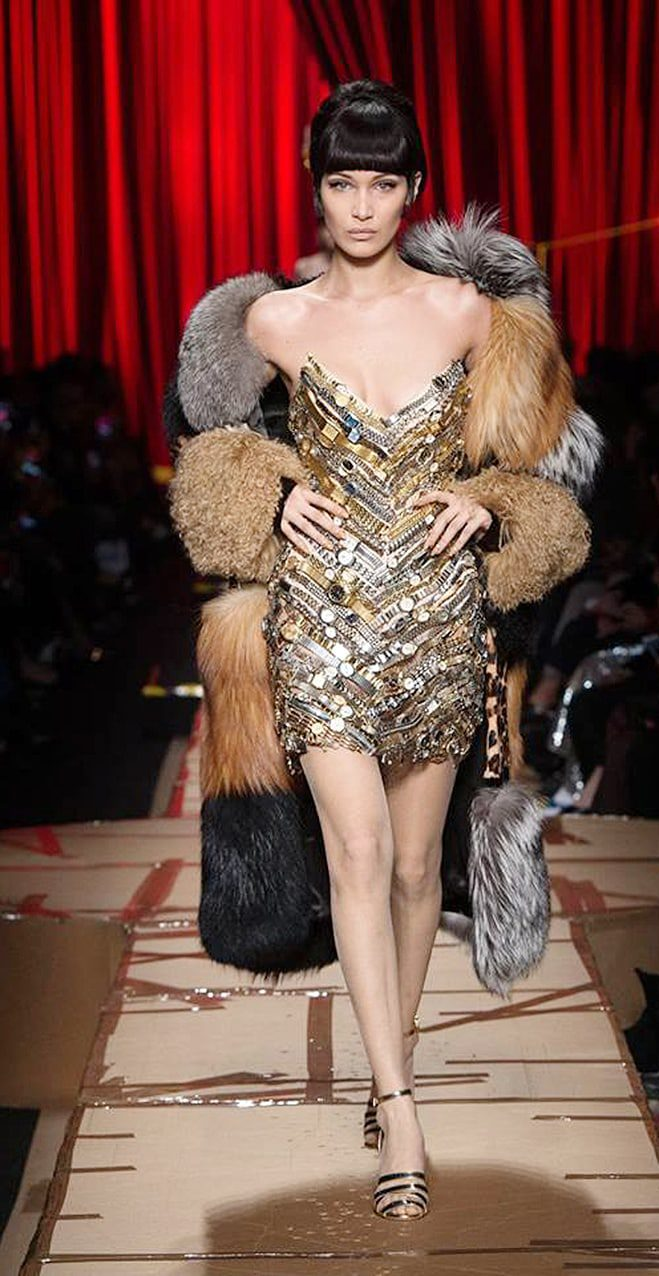 hadid-moschino-eleonora-de-gray-editor-in-chief-runway-magazine MOSCHINO Fashion Week Fall Winter 2017-2018