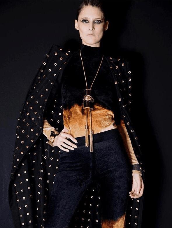 Balmain at Paris Fashion WeekFall Winter 2017-2018 by Runway Magazine