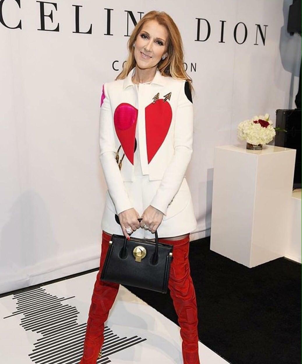 Schiaparelli for Céline Dion by Runway Magazine