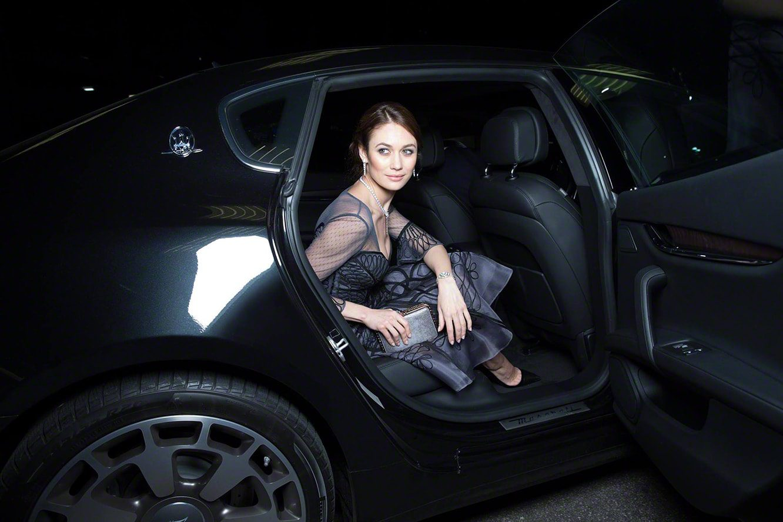 maserati-olga-kurylenko-bulgari-baselworld-eleonora-de-gray-runway-magazine Fashion and Luxury cars