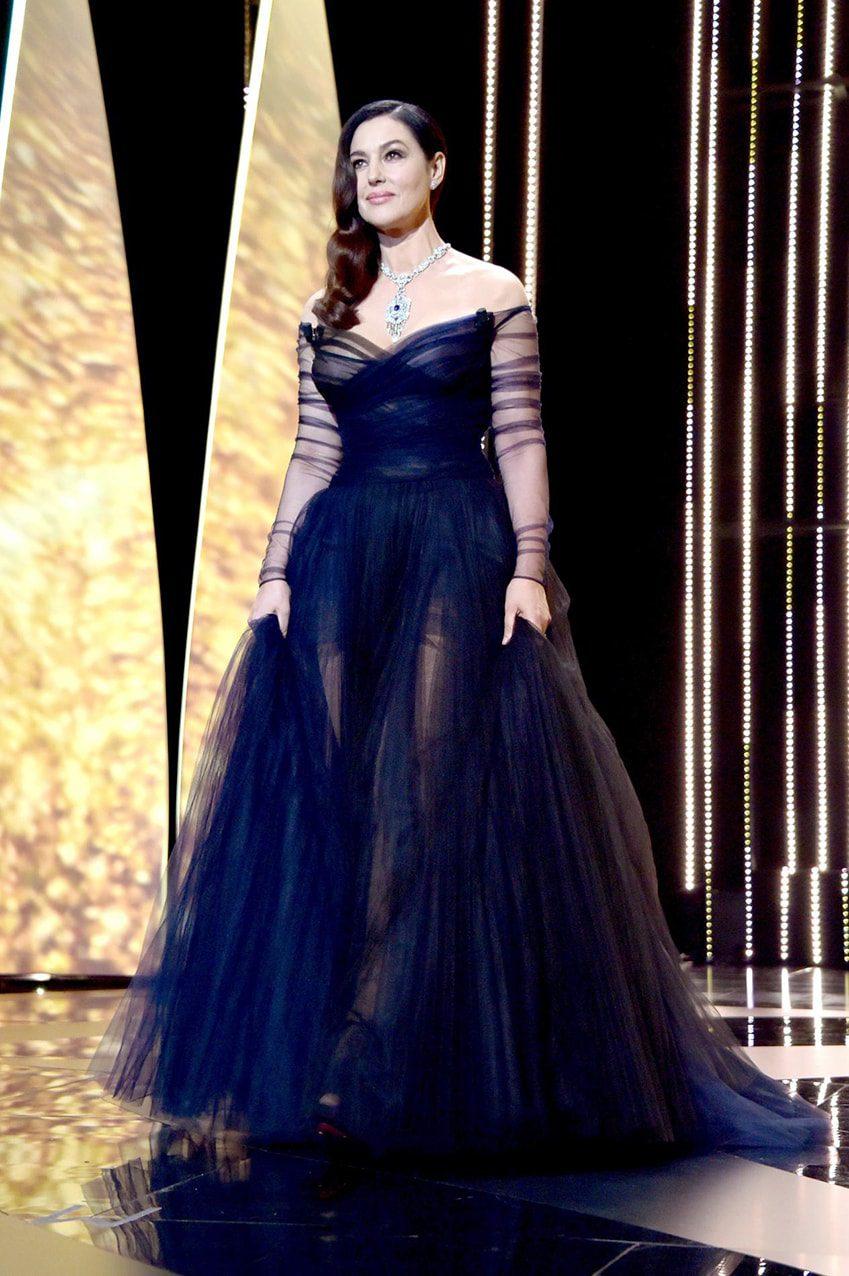 Monica Bellucci Dior by Runway Magazine Cannes Fashion Film Festival 2017