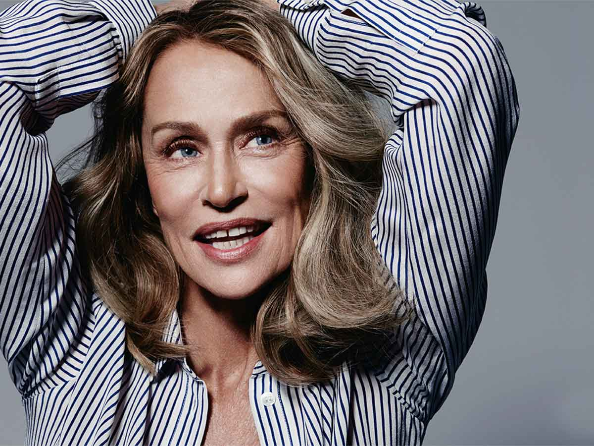Lauren Hutton ETERNAL BEAUTY by Runway Magazine