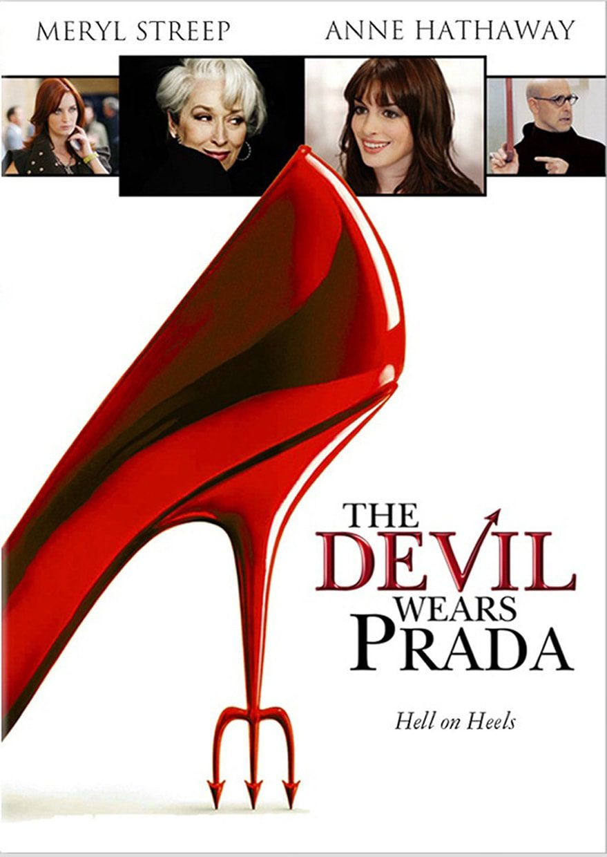 Runway Magazine featured in The Devil Wears Prada